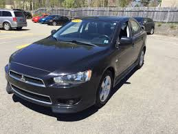 mitsubishi mazda used 2013 mitsubishi lancer se in kentville used inventory