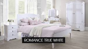Shabby Chic Bed Linen Uk by Juliette White Shabby Chic Bedroom Furniture