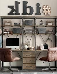 bureau deux personnes idées de décoration d un bureau style industriel archzine fr