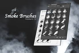 smoke brushes brushes creative market
