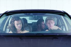 on honda civic commercial one direction puts honda civic to the test in tv commercial