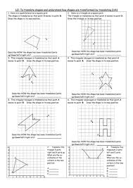 3 differentiated worksheets y6 translating translation