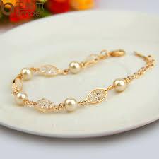 gold pearl bracelet images Gold pearl bracelet centerpieces bracelet ideas jpg