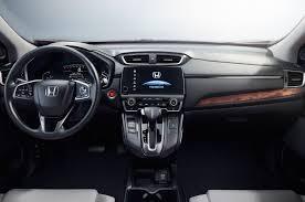 honda crossroad interior honda shows off all new turbocharged 2017 cr v
