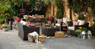 Canadian Tire Outdoor Patio Furniture Elliven Studio Celebrate Warmer Weather With The Canvas Patio