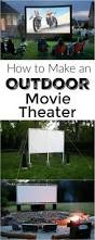 backyard theater seating ideas home outdoor decoration