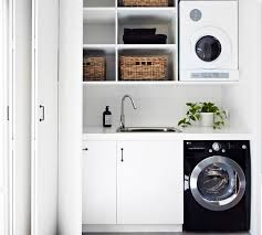 laundry in kitchen ideas 40 small laundry room ideas and designs renoguide