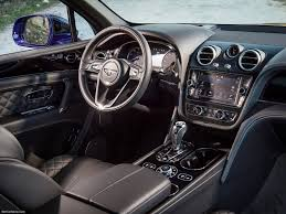 bentley interior 2016 bentley bentayga 2016 picture 43 of 91