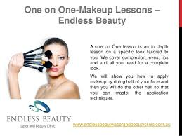 master makeup classes one on one makeup lessons endless beauty