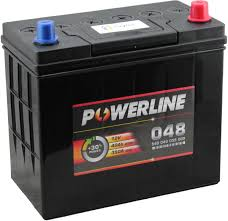 nissan micra battery size 048 powerline car battery 12v car batteries powerline car