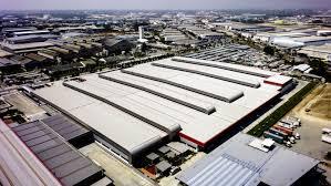 toyota manufacturing siam toyota manufacturing engine new kd engine plant thai obayashi
