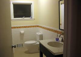 half bathroom tile ideas brilliant half bathroom tile ideas eizw info