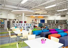 ALAIIDA Library Interior Design Award Library Leadership - Library interior design ideas