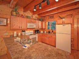 Lodge Kitchen by Caney Creek Lodge Gatlinburg Tn Booking Com