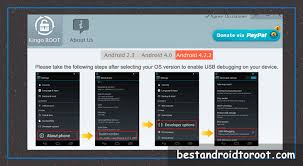 kingo root full version apk download download kingoroot apk app for android root best apps to in 2018