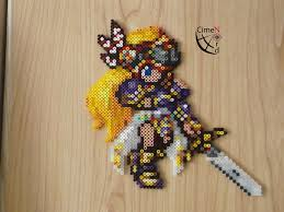 hama beads ragnarok online valkirie perler hama beads