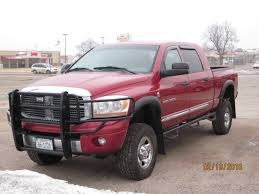 2006 Dodge 3500 Truck Accessories - 2006 dodge ram 3500 megacab 4x4 5 9l cummins for sale