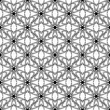 design seamless monochrome decorative pattern abstract trellis