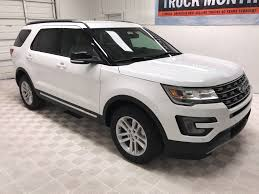 Ford Explorer Bucket Seats - new 2017 ford explorer xlt 4d sport utility in chandler 1220