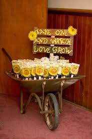 bridal shower favors cheap 47 sunflower wedding ideas for 2016 elegantweddinginvites