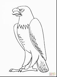 spectacular printable rocket coloring pages with bald eagle