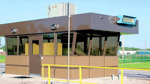 security booth guard booths portafab b i g enterprises bullet and blast resistant guard booths mp4