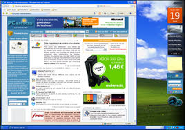 gadget de bureau meteo pc astuces utiliser les gadgets vista avec windows xp