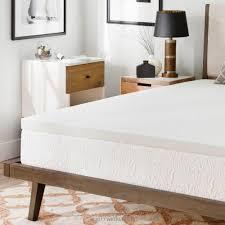 weekender 2 in twin memory foam mattress topper wk20tt30mt the