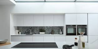 phoenix gloss true handleless kitchen trade kitchen details