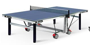 Tiga Ping Pong Table by Cornilleau 540 Indoor