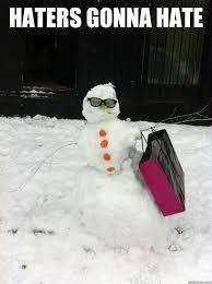 Snowman Meme - swag snowman memes quickmeme