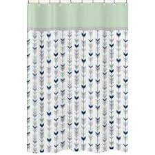 Kids Shower Curtains Target For The Kid U0027s Bathroom Black Arrow Shower Curtain Target For