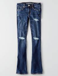 Black Skinny Jeans With Holes Skinny Jeans For Women American Eagle Outfitters