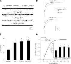 zinc selectively blocks neurosteroid sensitive extrasynaptic