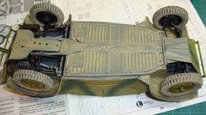 vw kubelwagen kit tamiya 36205 1 16 kuebelwagen type 82 build review