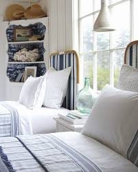 nautica bed pillows nautica pillows bonny twin bed decked out in navy white pillow