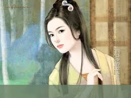 sweet illustrations beautiful chinese in ancient