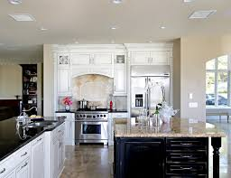 white kitchen cabinets with black island homeofficedecoration kitchen white cabinets island