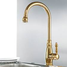 polished brass kitchen faucet antique brass kitchen faucet