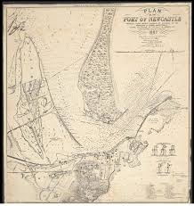 Old Boston Map by Newcastle In 1887 U2013 The Knaggs Map U2013 Hunter Living Histories