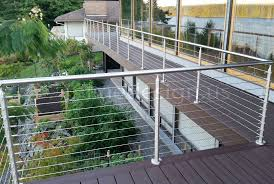 images about deck also modern outdoor railing inspirations savwi com