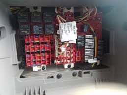 where is the cab blower resistor on a 2015 peterbilt 587 and