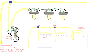 how to return light in the box electrical best way to wire multiple lights in multiple rooms on