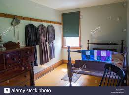 Mennonite Furniture Kitchener Doon Heritage Village Mennonite Peter Martin House Bedroom