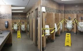North Carolina pilot travel centers images Urinals installed for women at the pilot travel center in mebane jpg