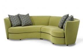 Sofa Curved Curved Sectional Sofa Foter