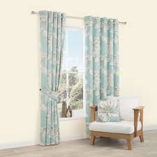 Danielle Eyelet Curtains by Duck Egg Richmond Lined Eyelet Curtains Dunelm The Lakes