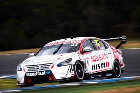 nissan australia managing director nissan launches 2016 australian motorsport season