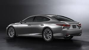 lexus ls 2018 lexus ls 500 wallpapers u0026 hd images wsupercars