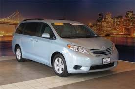 used certified pre owned toyota sienna for sale edmunds